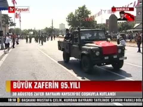 Tv Kayseri Ana Haber 30.08.2017