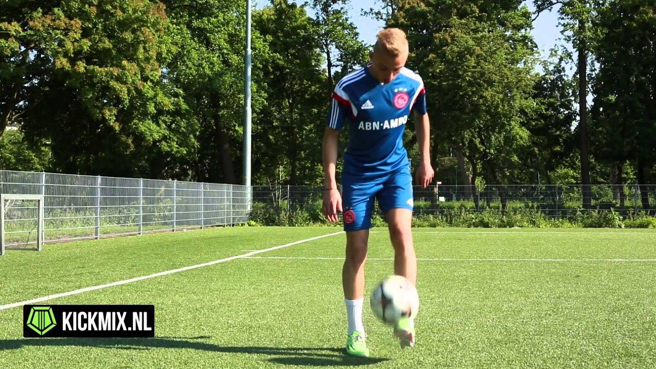 Kickmix Btptg Interview Met Ajax Talent Noa Lang Youtube