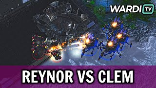 Reynor vs Clem - Finals ESL We…