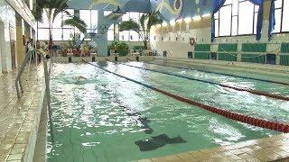 Открытое новогоднее первенство Солигорского района по плаванию