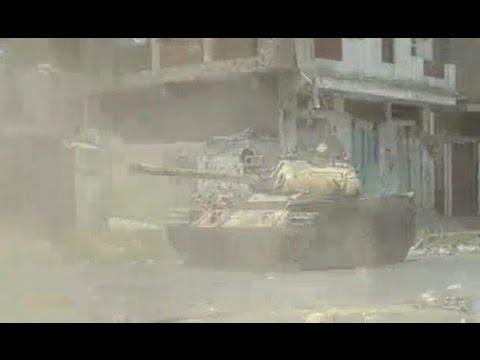 Street by street fighting in Yemen