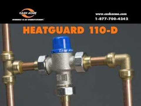 Cash Acme Heatguard 174 110 D Youtube