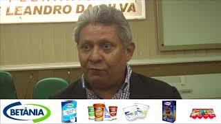 Jorge Brito fala do conflito territorial entre Morada Nova e Russas