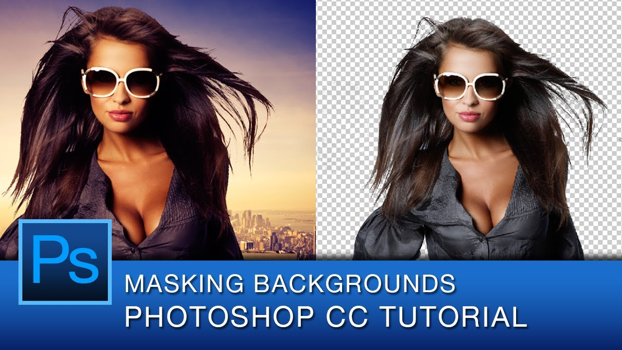 Photoshop cc masking tutorial youtube photoshop cc masking tutorial baditri Images