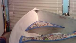 Tango Skiff 14 Boat, Stitch and Glue Boat Building Methods