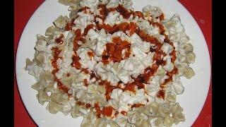 Turkish Cuisine: What Is Manti?
