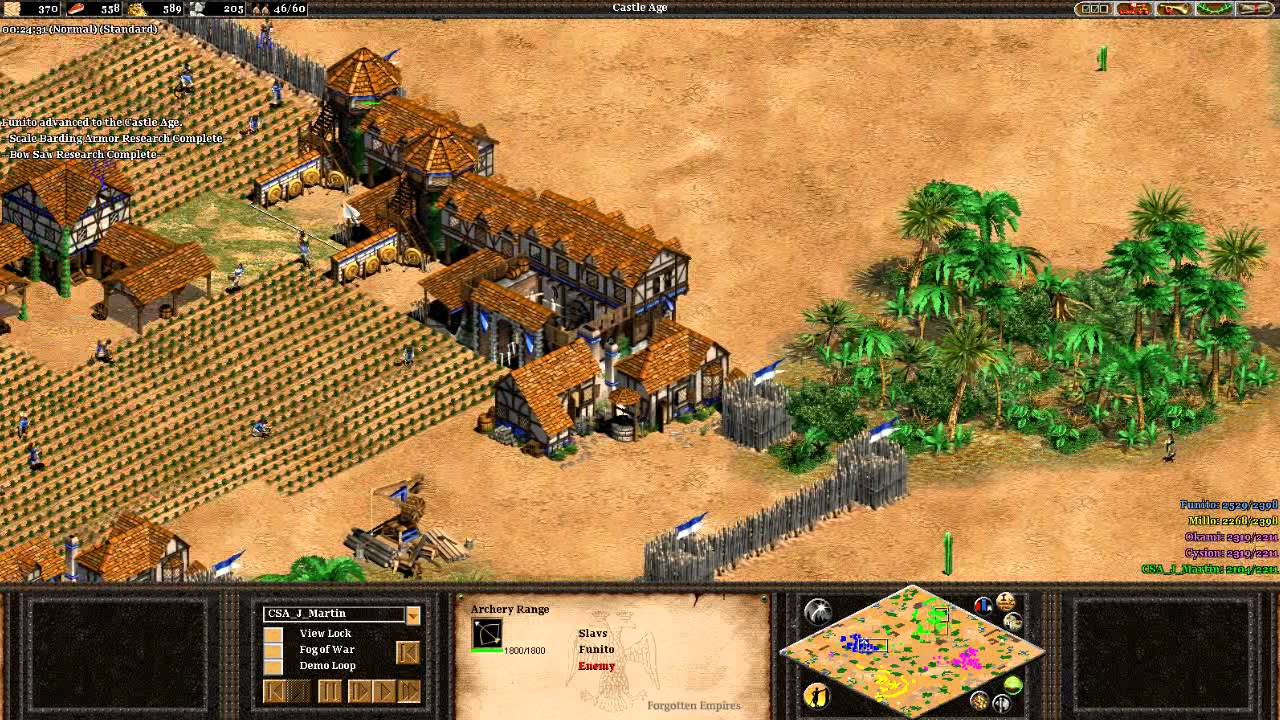 church age of empires 3