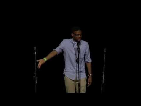 Student Performs Powerful Poem About Identity