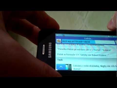 Wydajność Samsung Wave 723