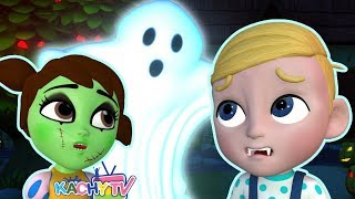 Trick or Treat Halloween Song for Kids | Halloween Songs | Cartoons for Kids |
