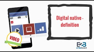 Digital native - definition