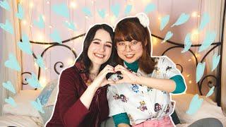 Io e Momoka risolviamo i vostri problemi di cuore 💜 VS 🧠