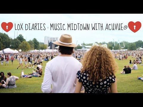 Lox Diaries : Music Midtown with ACUVUE®