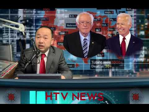 HTV NEWS: XOV XWM KUB NTXOV KAB MOB THIAB LWM YAM 3-13-2020