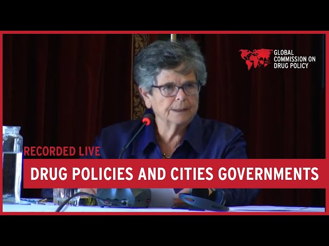 Drug Policies Cities Governments Live Stream