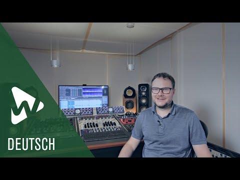 Ludwig Maier zum Thema Mastering und WaveLab Pro 9.5 Features | WaveLab Pro 9.5 Promo Video