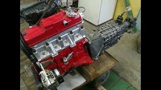 Переделки Двигателя ваз 2109 под коробку НИВА !!!