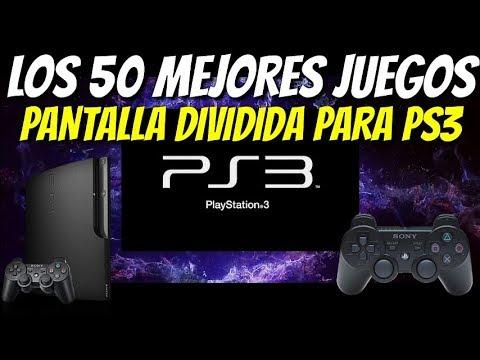 Top 50 Los Mejores Juegos Para 2 Jugadores Ps3 2018 Youtube