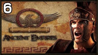 Destroying Carthage! - Total War: Ancient Empires Rome Campaign Mod Gameplay #6