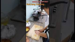 KaiLiang Cooking Stir-fry Vegetables