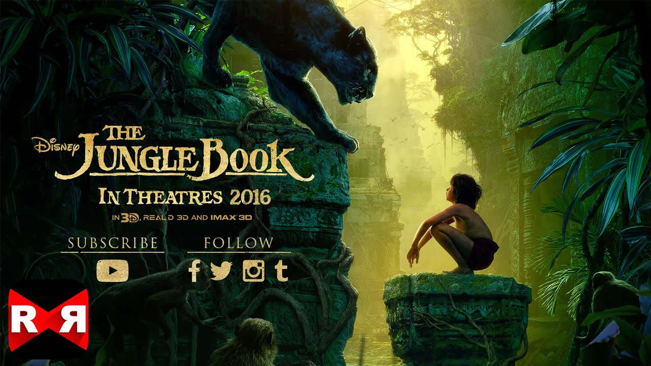 Mowgli In The Jungle Book Game