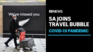 South Australia joins New Zealand travel bubble, eases Victorian hard border   ABC News