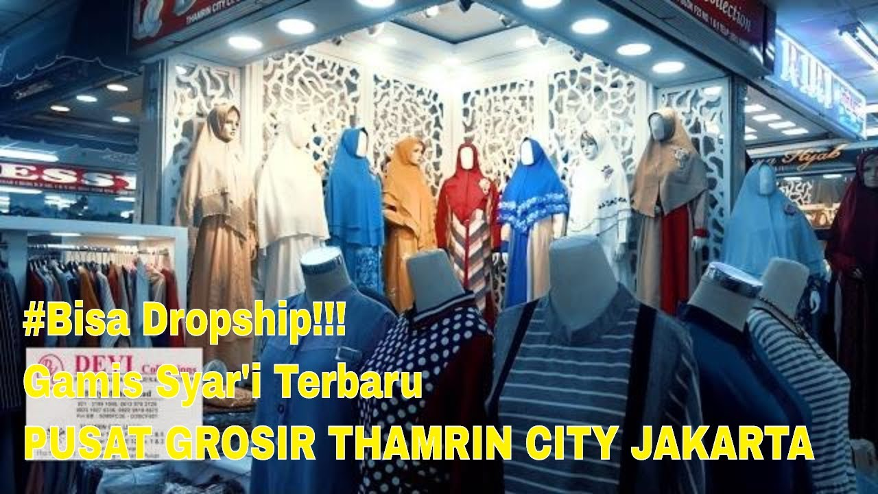 Toko Devi Collection Pusat Busana Muslim Thamrin City Jakarta