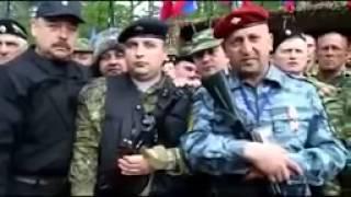 Добровольцы из крыма идут в Славянск, Последние новости украины, новости дня сегодня, новости россии