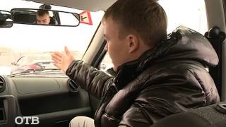 Проезд разрешён: уроки вождения с нуля. Часть 4