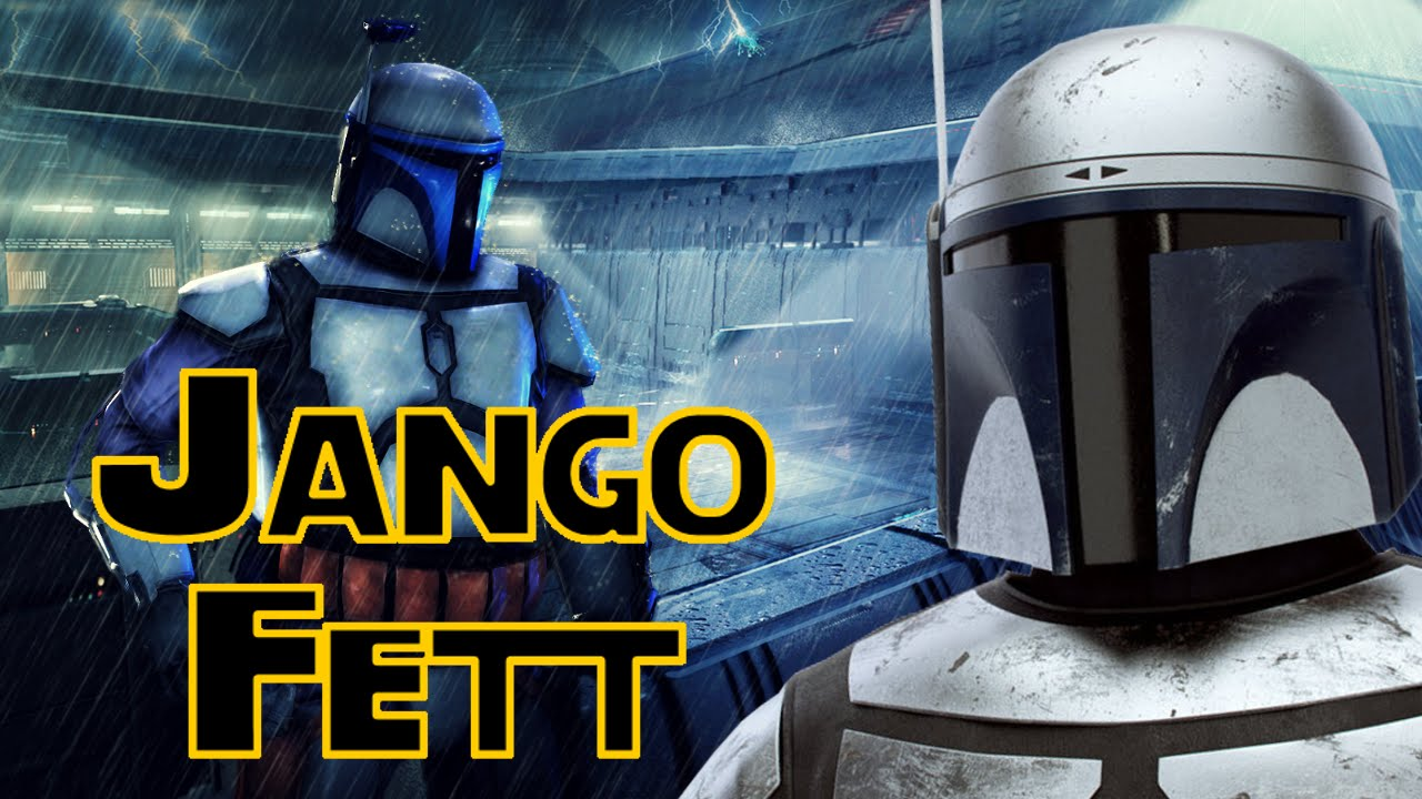 JANGO FETT: Legends Geschichte [Deutsch] - YouTube