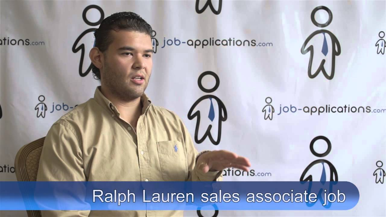 Ralph Sales Associate Interview Ralph Sales Lauren Interview Lauren Interview Associate Lauren Ralph Sales kuTZOPXi