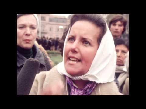 Entrevista a Madres y Abuelas en Plaza de Mayo 1º de junio de 1978