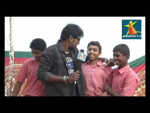 Lights Camera Action with Students of AGAPE, Uppal, Hyderabad PART-III