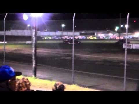 Carter Vandenberg Amain @ Algona Raceway 09/13/14