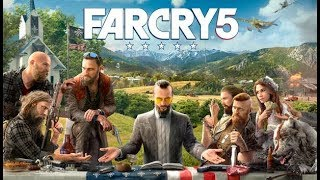 Far Cry 5 FULL Walkthrough No Commentary Gameplay Longplay (PC) [1080p60fps]