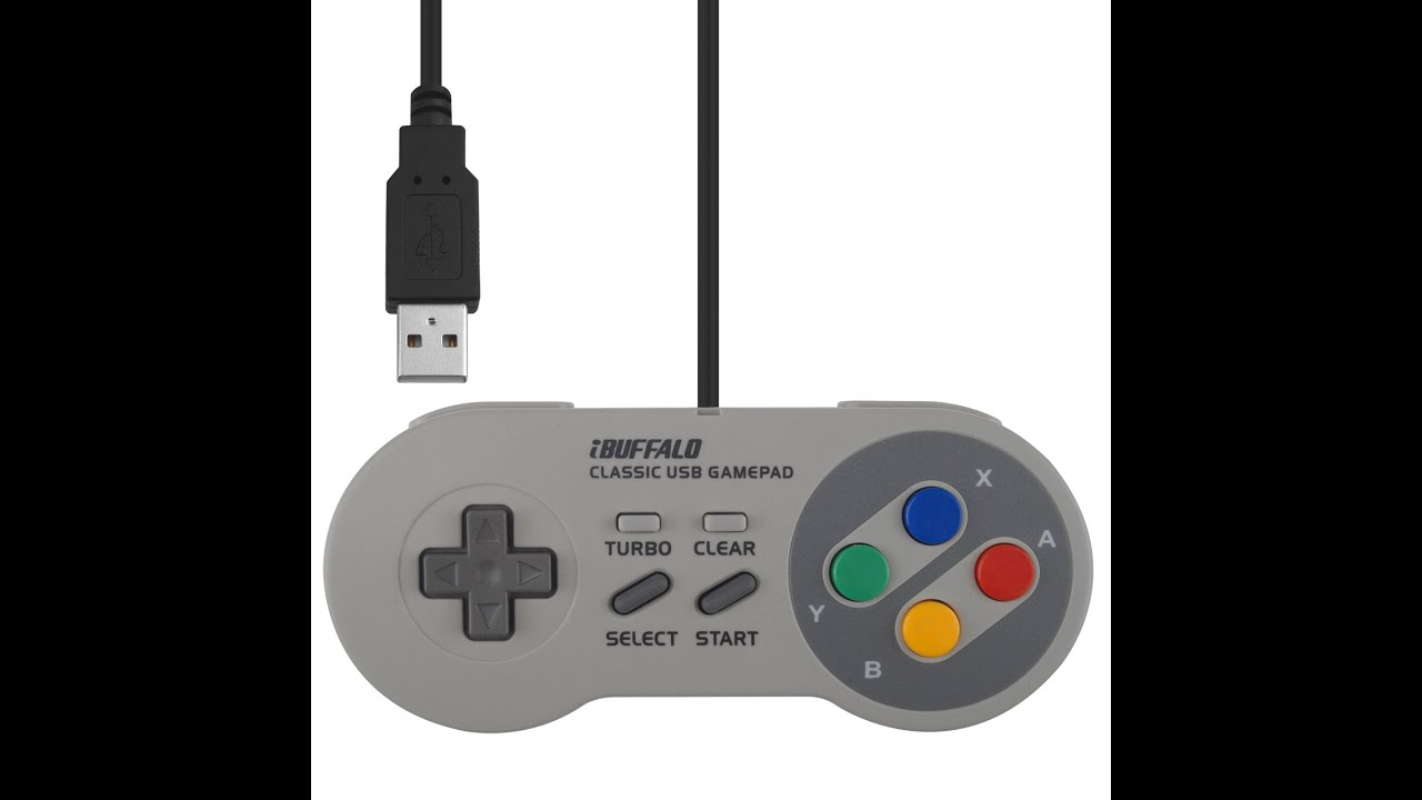 RetroPie: Configure USB Controller