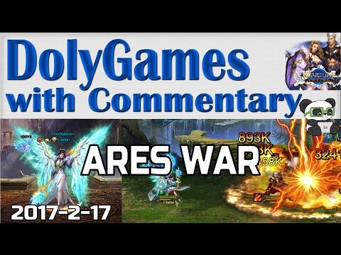 Wartune Gameplay - Ares War (Feb. 17, 2017)