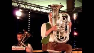 Isseltaler Egerländerfeest met Die Innsbrucker Böhmische 27-10-2012