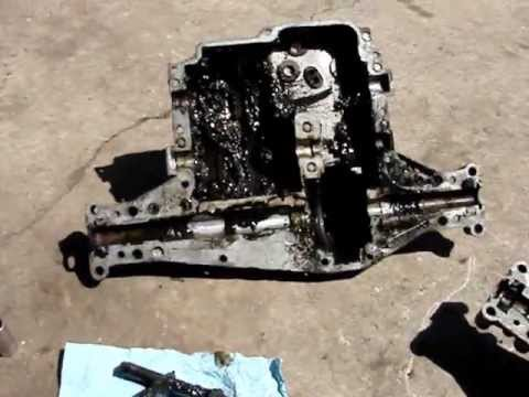 Rusticide S Spicer Dana 5 Speed Teardown