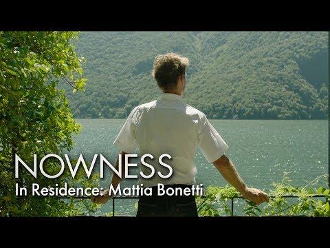 In Residence: Mattia Bonetti