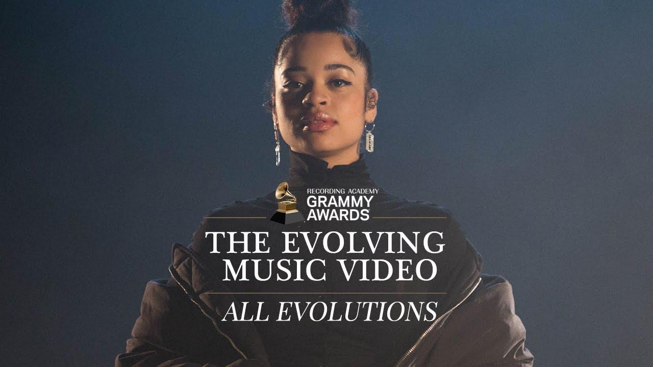 The GRAMMYs | The Evolving Music Video, starring Ella Mai - all evolutions