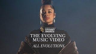 Baixar The GRAMMYs | The Evolving Music Video, starring Ella Mai - all evolutions