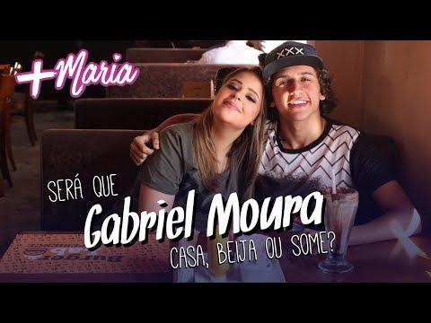 Será que Gabriel Moura Casa, Beija ou Some?