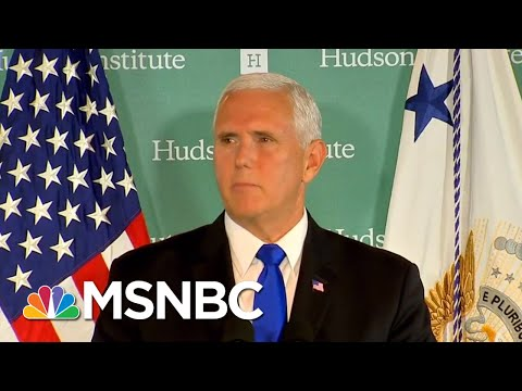 Donald Trump: China's Election Meddling Is A Bigger Problem Than Russia | The 11th Hour | MSNBC