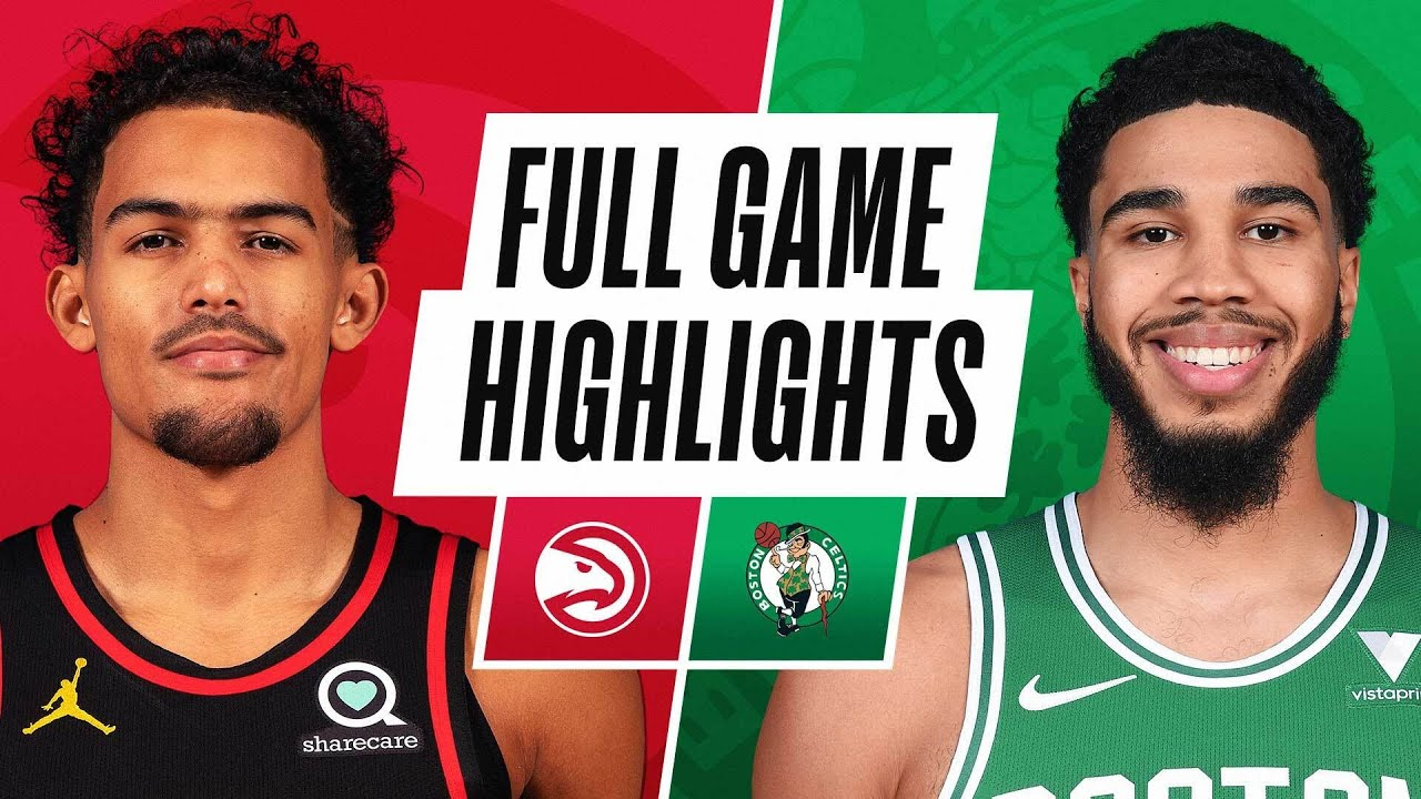 HAWKS at CELTICS | FULL GAME HIGHLIGHTS | February 19, 2021