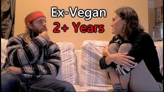 Ex-Vegan (2+ Years): 22 Years of Meat Deprivation Led to Severe Mental & Physical Damage