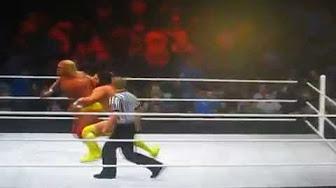 WWE voittajaveto-skabat