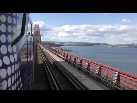 ScotRail commuter set journey around the Fife Circle with 68007 02/06/17