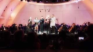 Can't Help Falling in Love - Pentatonix (Hollywood Bowl, July 3, 2017)