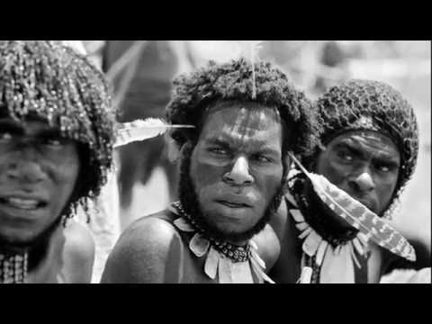 The Blackman's Culture - Free West Papua (Melanesian Reggae)